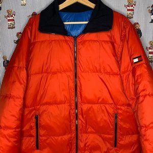 Reversible Tommy Hilfiger Puffer Jacket